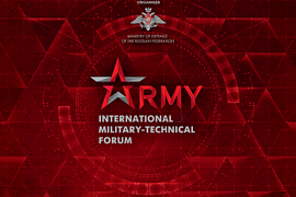 The work of the MASU Information and Analytical Center was praised at the international forum «Army-2020»